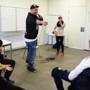 HipHop Rap+Beatbox 2