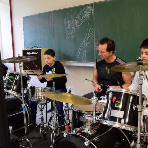 Rockmobil Schlagzeug 2